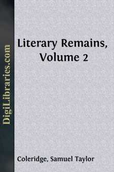 Literary Remains, Volume 2