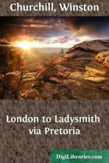 London to Ladysmith via Pretoria