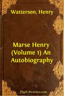 Marse Henry (Volume 1)