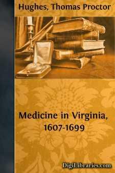Medicine in Virginia, 1607-1699