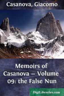 Memoirs of Casanova - Volume 09: the False Nun