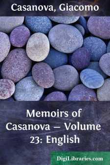 Memoirs of Casanova - Volume 23: English