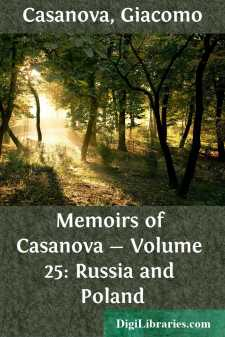 Memoirs of Casanova - Volume 25: Russia and Poland