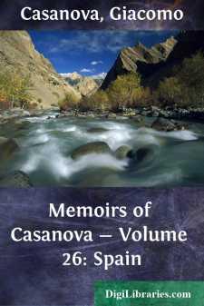 Memoirs of Casanova - Volume 26: Spain