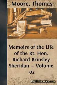 Memoirs of the Life of the Rt. Hon. Richard Brinsley Sheridan - Volume 02