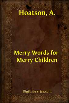 Merry Words for Merry Children