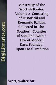 Minstrelsy of the Scottish Border, Volume 2 