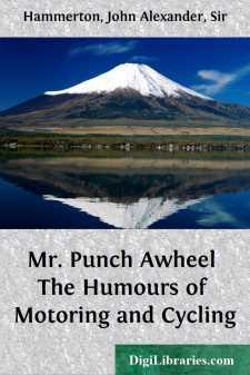 Mr. Punch Awheel The Humours of Motoring and Cycling