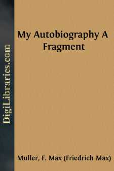My Autobiography A Fragment