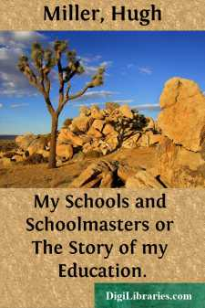 My Schools and Schoolmasters