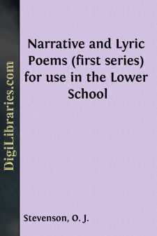Narrative and Lyric Poems (first series) for use in the Lower School