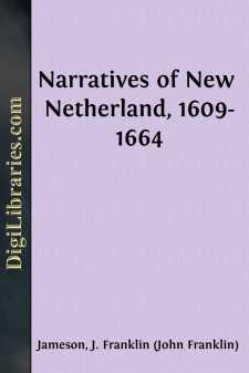Narratives of New Netherland, 1609-1664