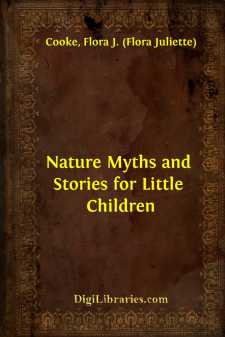 Nature Myths and Stories for Little Children