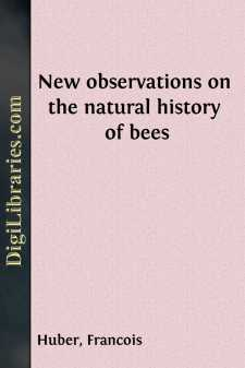 New observations on the natural history of bees