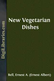 New Vegetarian Dishes