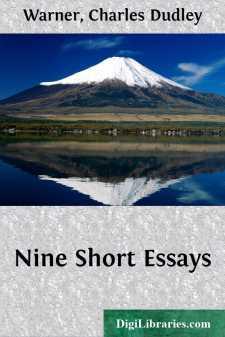 Nine Short Essays