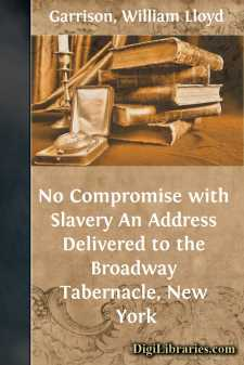 No Compromise with Slavery