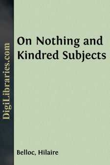 On Nothing and Kindred Subjects