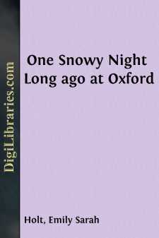One Snowy Night Long ago at Oxford