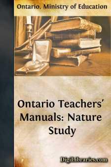 Ontario Teachers' Manuals: Nature Study