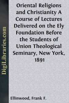 Oriental Religions and Christianity