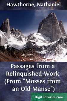 Passages from a Relinquished Work (From