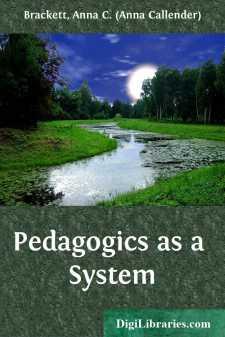 Pedagogics as a System