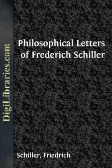 Philosophical Letters of Frederich Schiller