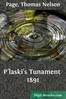 P'laski's Tunament 1891