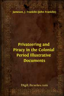Privateering and Piracy in the Colonial Period