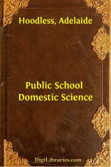 Public School Domestic Science