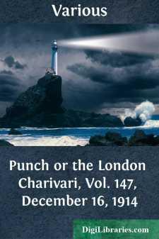 Punch or the London Charivari, Vol. 147, December 16, 1914