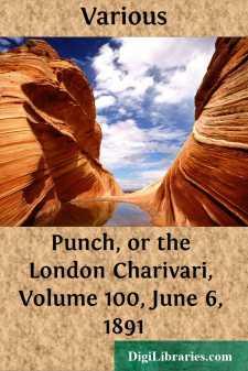 Punch, or the London Charivari, Volume 100, June 6, 1891