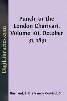 Punch, or the London Charivari, Volume 101, October 31, 1891