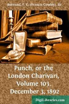Punch, or the London Charivari, Volume 103, December 3, 1892