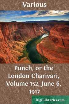 Punch, or the London Charivari, Volume 152, June 6, 1917