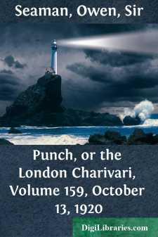 Punch, or the London Charivari, Volume 159, October 13, 1920