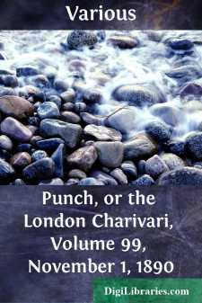 Punch, or the London Charivari, Volume 99, November 1, 1890