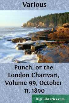 Punch, or the London Charivari, Volume 99, October 11, 1890
