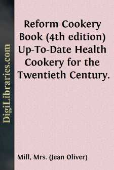 Reform Cookery Book (4th edition)