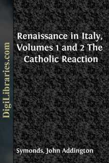 Renaissance in Italy, Volumes 1 and 2