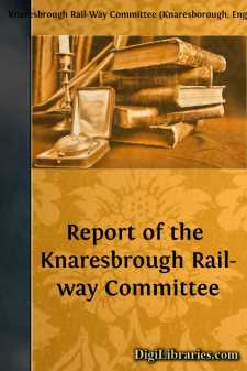 Report of the Knaresbrough Rail-way Committee