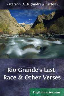 Rio Grande's Last Race & Other Verses