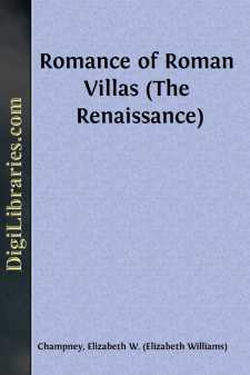 Romance of Roman Villas