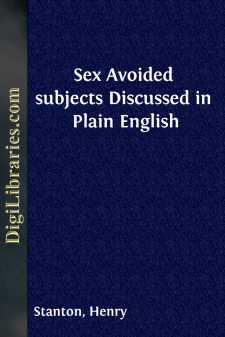 Sex Avoided subjects Discussed in Plain English
