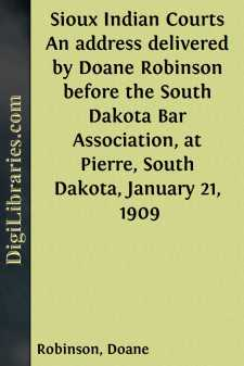 Sioux Indian Courts