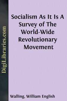 Socialism As It Is A Survey of The World-Wide Revolutionary Movement