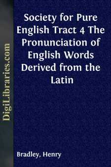 Society for Pure English Tract 4