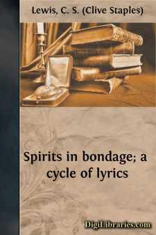 Spirits in bondage; a cycle of lyrics