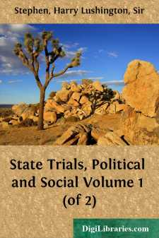 State Trials, Political and Social